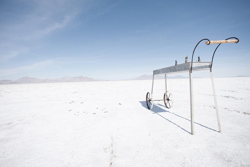 'Metaphysical Handcart' by Beth Krensky